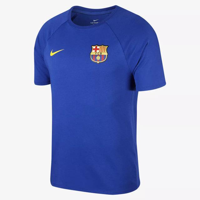 Футболка Nike FCB M NK DRY TEE MATCH 924124-455 (оригинал)