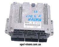 Блок управления двигателем 2.3DCI re Opel Movano 2010-2018 0281017977 237100899R