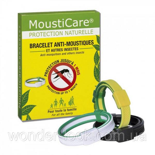 Mousti Care Браслеты от комаров для всей семьи в упаковке 1 шт