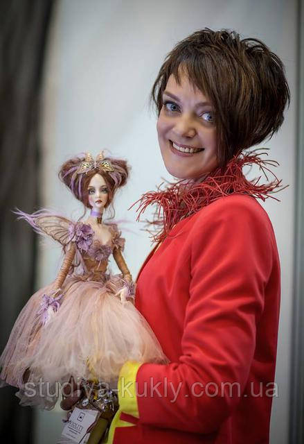 "Набор на курс ""Будуарная кукла с Миланой Шупа-Дуброва"". Дата открыта! Студия куклы!"