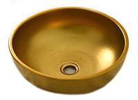 Чаша в цвете золота 9-029