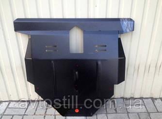 Защита двигателя и коробки BYD F3