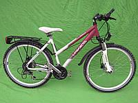 Гірський велосипед Lakes sweapy на гідравліці, динамо