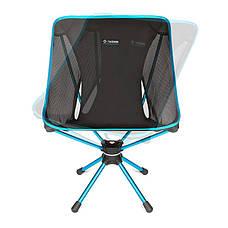 Раскладное кресло Helinox Swivel Chair, вращающееся на 360°, фото 2