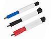 Кисть малая 8 мм (синяя) с регулировочной втулкой из тефлона (PTFE)