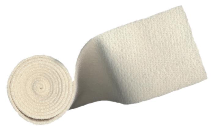 Войлок для очищающения и маркировки 1000x60x2,6 (mm), упаковка 10 рул.