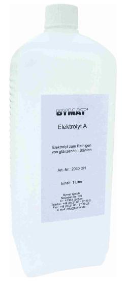 Электролит LF для очистки ярких сталей, без кислоты, биология abbaubar, содержание 1 литр