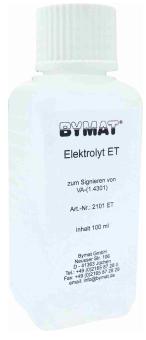 Электролит для темного тиснения ванадиевой стали, содержание 100 мл