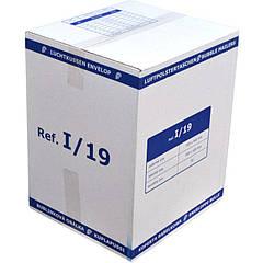 Бандерольный конверт I19, 50 шт, Filmar Польша Белый