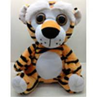 Интерактивный говорящий тигренок (повторюха) №2112-5,говорящие игрушки
