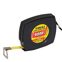 Рулетка стальная лента 10м*10мм Sigma (3816101)