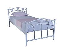 Односпальная детская кровать для девочки Принцесса   200х90, розовая