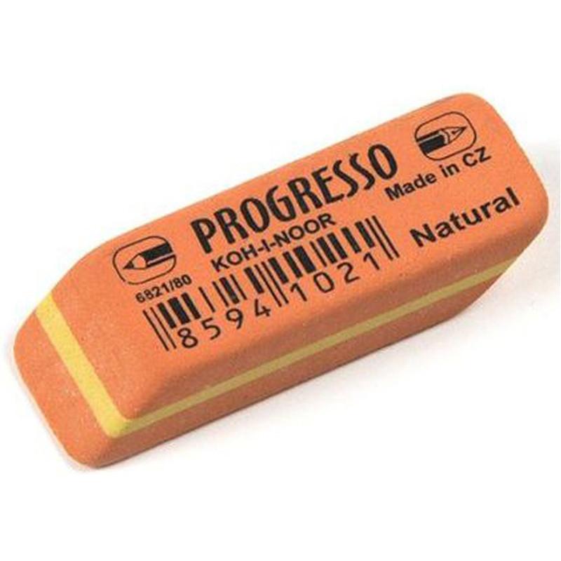 Гумка універсальна Progresso, 6821/80