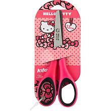 Ножиці дитячі з гум. вставками, 13см HK