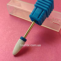 Насадка керамическая для фрезера,синяя