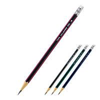 Олівець графітний Axent 9002-А, НВ, 100 шт., туба