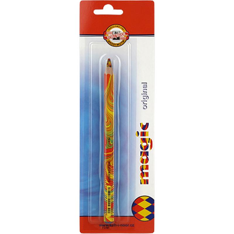 Олівець кольоровий Magic Original, в блістері