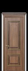 Полотно Вилла премиум ПВХ DeLuxe от Новый стиль (венге new, зол.ольха, каштан, ясень)