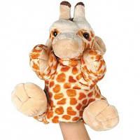 Рукавичка-жираф 27см