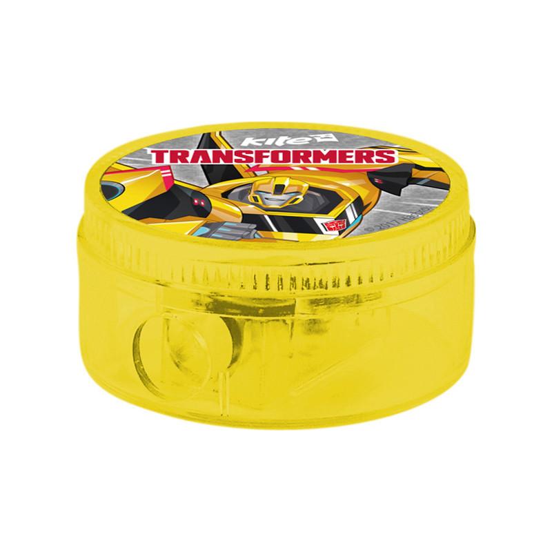 Точилка з контейнером кругла TF