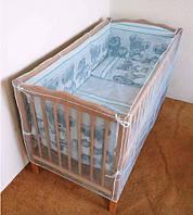 Противомоскитная сетка для детской кроватки, фото 1