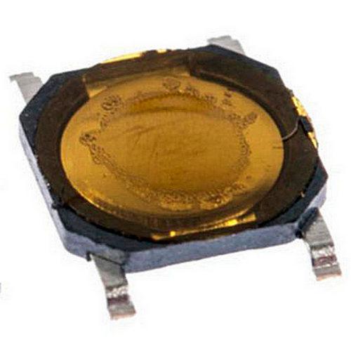 Кнопка тактовая мембранная 4х4х0.8мм 4-х контактная