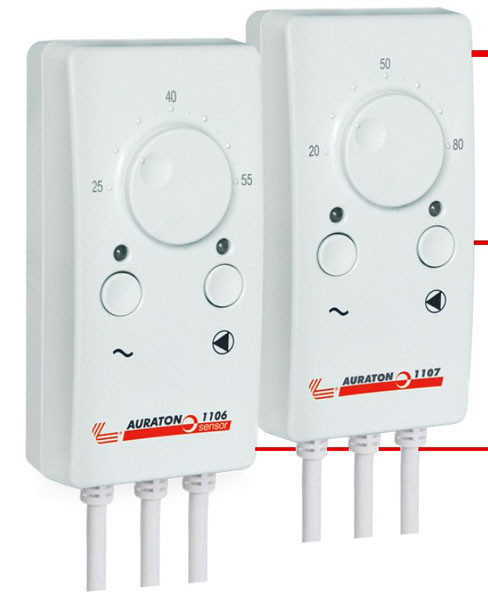 Auraton 1106 - контролёр для насосов