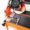 Плиткорез электрический с водяным охлаждением LEX LXTC230 электроплиткорез с подачей воды, камнерез станок, фото 7