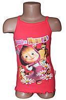 Топік дитячий дівчинка (зріст від 104 см до128 см)  - арт. 743652718