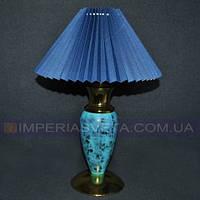 Светильник настольный декоративный ночник IMPERIA одноламповая с сенсорным включением LUX-521106