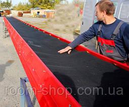 Ленточный транспортер (погрузчик) ширина 200 мм длинна 3 м., фото 3