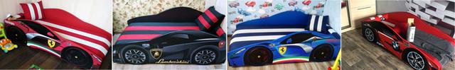 Кровать машина Элит Формула 1 купить недорого киев