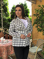 Женский костюм батал 46-58, фото 1
