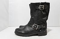 Женские кожаные ботинки Andre, 37р., фото 1
