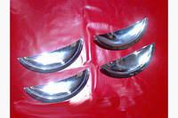 Хром накладки под ручки Dacia Duster (Дачия Дастер)