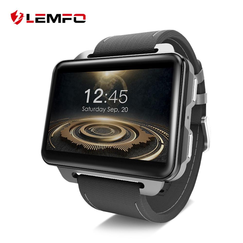 Смарт часы Lemfo LEM4 Pro / smart watch