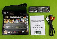 Цифровой эфирный HD приёмник Tiger Т2 IPTV / DVB-T2 (цифровое телевидение Т2), фото 1