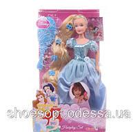 Кукла Золушка с длинными волосами принцесса Дисней Disney Princess