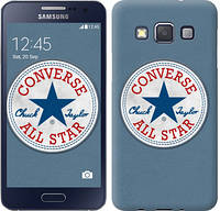 "Чехол на Samsung Galaxy A3 A300H Converse. All star ""3683c-72-12506"""