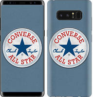 "Чехол на Samsung Galaxy Note 8 Converse. All star ""3683c-1020-12506"""