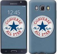 """Чехол на Samsung Galaxy J5 (2016) J510H Converse. All star """"3683c-264-12506"""""""