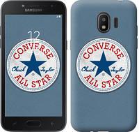"""Чехол на Samsung Galaxy J2 2018 Converse. All star """"3683c-1351-12506"""""""