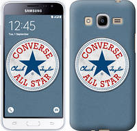 "Чехол на Samsung Galaxy J2 (2016) J210 Converse. All star ""3683u-270-12506"""