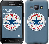 "Чехол на Samsung Galaxy J1 J100H Converse. All star ""3683c-104-12506"""