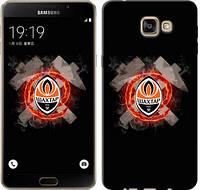 "Чехол на Samsung Galaxy A9 Pro Шахтёр 1 ""317u-724-12506"""