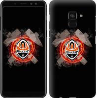 """Чехол на Samsung Galaxy A8 2018 A530F Шахтёр 1 """"317u-1344-12506"""""""