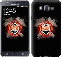 """Чехол на Samsung Galaxy J7 J700H Шахтёр 1 """"317c-101-12506"""""""