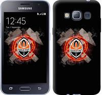"Чехол на Samsung Galaxy J1 (2016) Duos J120H Шахтёр 1 ""317c-262-12506"""