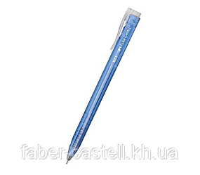 Шариковая ручка Faber-Castell RX-5 автоматическая синяя 0,5 мм, 545351