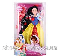 Кукла Белоснежка с длинными волосами принцесса Дисней Disney Princess